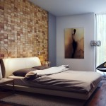 Wall Feature Interior Design Home Living Room