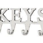Wall Hooks For Keys Awesome Big Silver Design