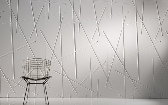 Wall Panels From Contemporist