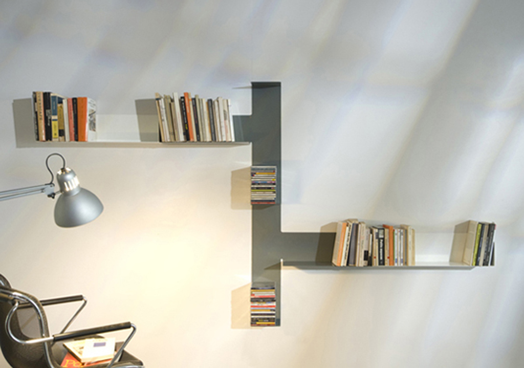 Wall Shelf Ideas One Total Modern Invisible