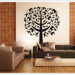 Wall Stickers Baby Ren Decor Home Paper Decal Deco Art
