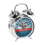 Wallace Gromit Traditional Double Bell Alarm Clock