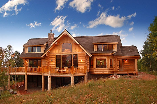 Want Design Own Log House Soo Bad Nice Houses