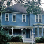 Want Successful Start Painting Your House Blue Gregpike