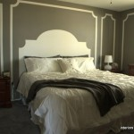 Way Add Character Room And Make Headboard The Cheap Diy