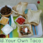 Wednesday Build Your Own Taco Bar And Grilled Peppers Onions
