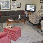 What Color Area Rug Works This Room Houzz