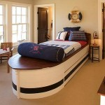 What Son Would Not Love Have This Elegant Seafaring Bedroom Theme