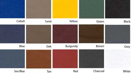 Wheelskins Steering Wheel Cover Color Chart