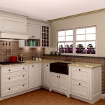 When Designing Kitchen That Includes Windows The Area Outside Those
