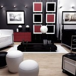 White And Black Living Room Ideas Themes Pictures Home