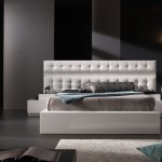 White Modern Bedroom Sets Headboard Trend Design Interior Fresh