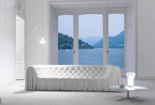 White Sofa Living Room All Awesome