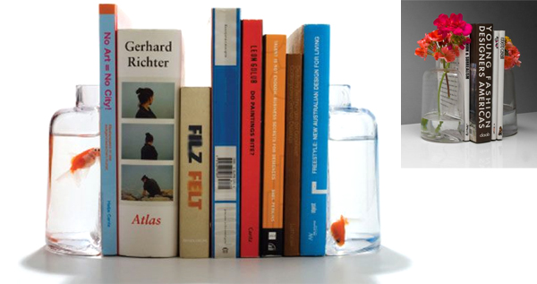 Whole Genre Fish Bowl Bookends Out There You Into