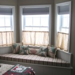 Window Bay Cushion Furniture Ideas Living