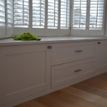 Window Seat Cupboards And Drawers