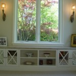 Window Seat Shelf Ideas For The Home