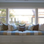 Window Seat Storage Beneath Could Use Guest Apartment
