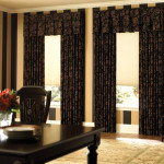 Window Treatment Curtains New Decorating Style Pictures