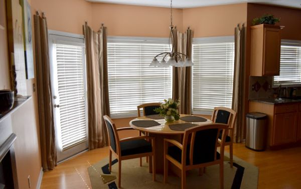 Window Treatment Ideas For Bay Windows Picture