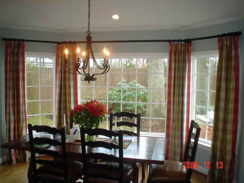 Window Treatments For Bay Hanging