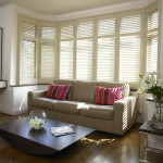Window Treatments For Bay Windows Living Room