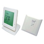 Wireless Programmable Heating Thermostat Digital Temperature
