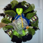 Witch Wreath And Decorating Ideas