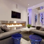 Wonderful Modern Apartment Ideas Living Room Design