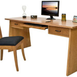 Wood Furniture Home Office Solid Desks Modern Designer
