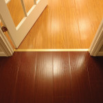 Wood Laminate Basement Floor Finishing Warranted Flooring