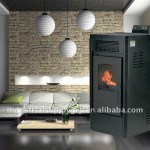 Wood Pellet Stove View Norrlands Product