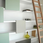 Wood Wall Shelves Ideas One Total Graphs Contemporary High