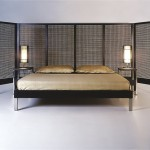 Wooden Bed High Headboard Suzy Wong Double Kenneth