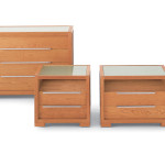 Wooden Bedside Table Rosmarino Collection Riva