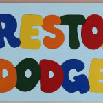 Wooden Custom Name Puzzle Any Two Names Painted
