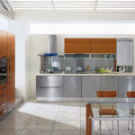 Wooden Touch The Kitchen Furniture Part Small