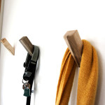 Wooden Wall Hooks Organize Your Space Style