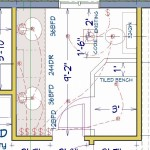 Working Out Bathroom Layout