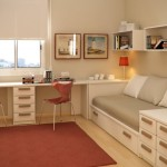 Workspace And Library Small Teen Bedroom Design Ideas Sergi