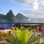 World Jade Mountain Lucia Where All Rooms Have Infinity Pools