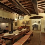 Wouldn Neat For Your Large Tuscan Kitchen Look Like This