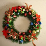 Wreath For Amazing Christmas Day Design Ideas