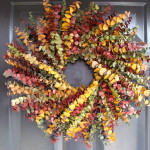 Wreath Ideas Cool Thanksgiving Decorating Homemade
