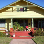 Yellow And Gold House Paint Colors Green Bungalow