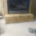 You Have Good Foundation For The Rock And Tile This Hearth