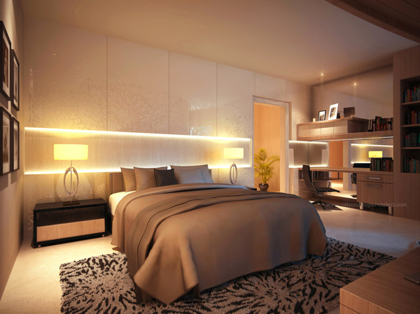 Your Bedroom Designs The Proper Lighting Best Home