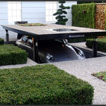 Yourself How This Space Saving Safe Garage Works The Video Below