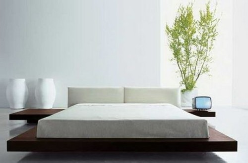 Zen Decorating Ideas For Soft Bedroom Ambience Contemporary Home