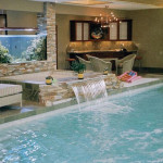 Indoor Pool And Spa Tropical